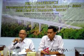 Mulai 24 Juli, tarif Tol Semarang-Bawen ada penyesuaian