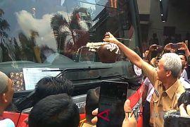 Ganjar ajak masyarakat Banyumas & Purbalingga gunakan BRT (VIDEO)