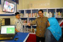 Peresmian BI Corner