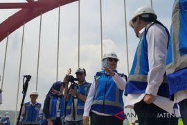 Peresmian Tol Semarang-Batang dikhawatirkan tertunda