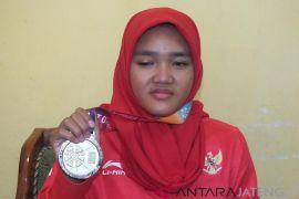Atlet Asian Para Games peraih perak berniat berangkatkan haji orang tuanya
