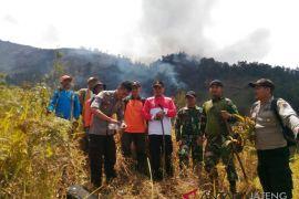 Kebakaran hutan lereng Merbabu meluas hingga Boyolali