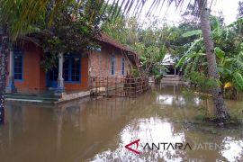 Banjir genangi sejumlah desa di Cilacap (VIDEO)