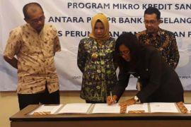 Kredit sanitasi bunga rendah diluncurkan di Kota Magelang