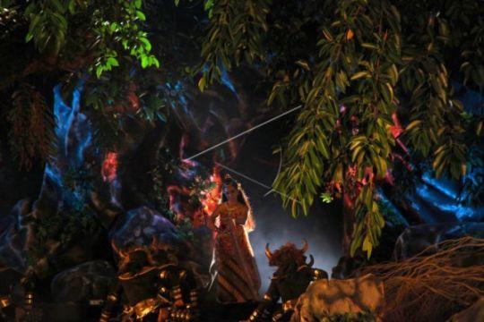 Pementasan opera Ramayana
