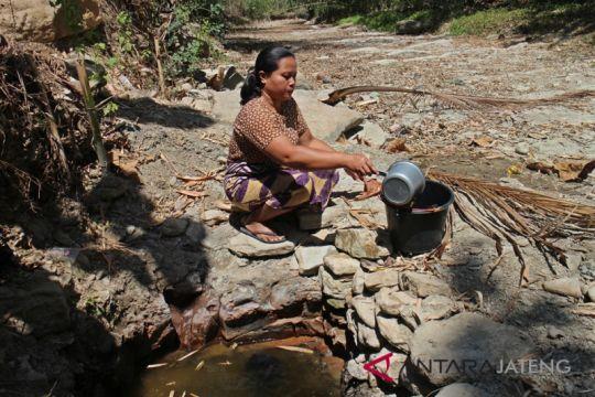 Warga Wonosegoro Boyolali krisis air bersih