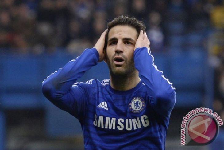 Chelsea ditahan 10 pemain Leicester di Staford Bridge