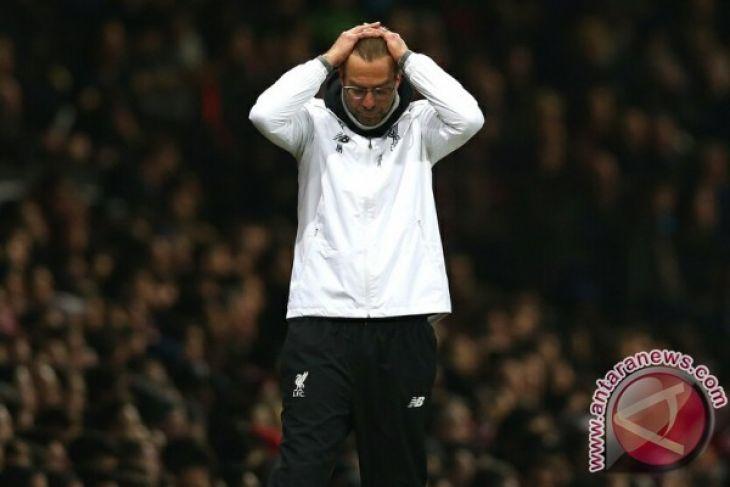 Klopp dibuat frustasi usai Liverpool ditekuk Swansea