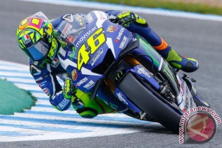 Rossi berang, tuding gaya balap Marquez rusak MotoGP