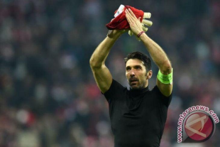 Kali Pertama Sejak 1958, Italia Gagal ke Piala Dunia, Buffon Sedih