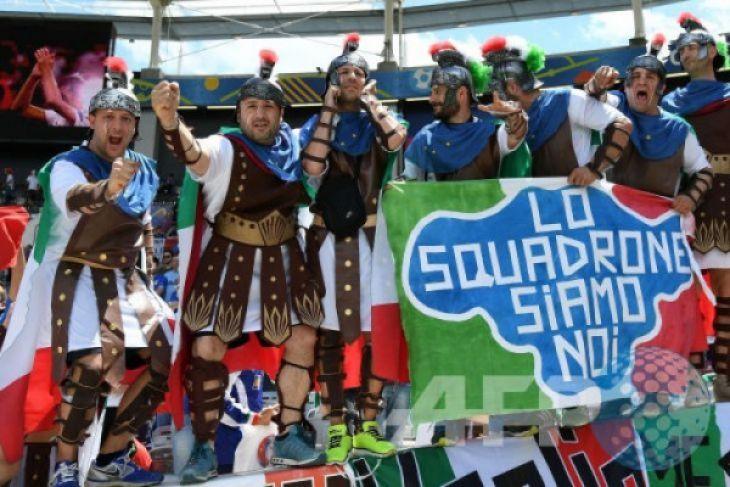 Kali Pertama dalam 60 Tahun, Italia Gagal ke Piala Dunia, Begini Tulis Media di Italia