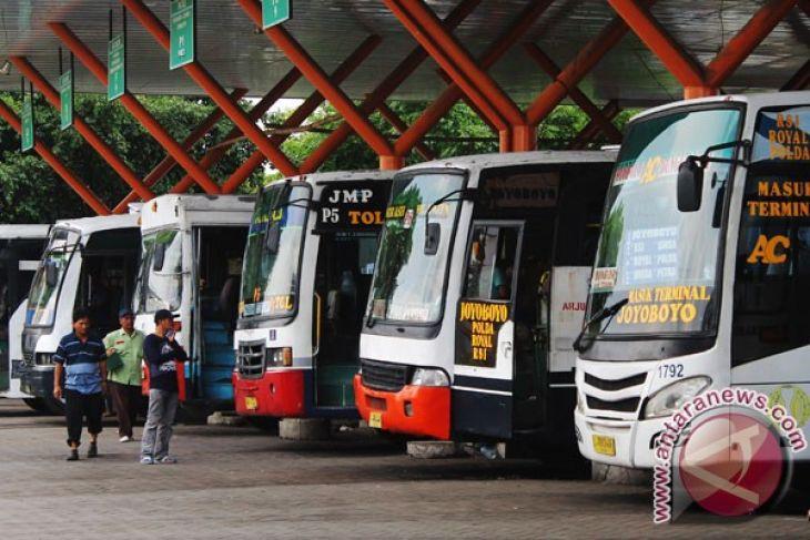 Hadapi Tahun Baru, Pekalongan Siapkan 125 Bus