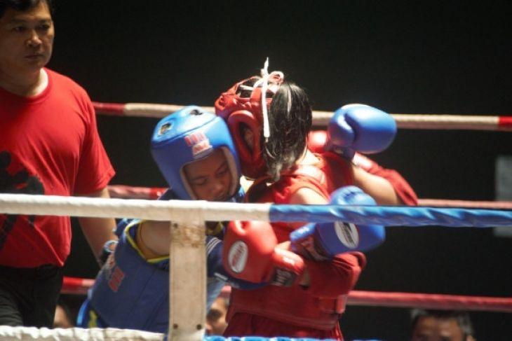 132 atlet ikuti kejurda Muay Thai Jateng