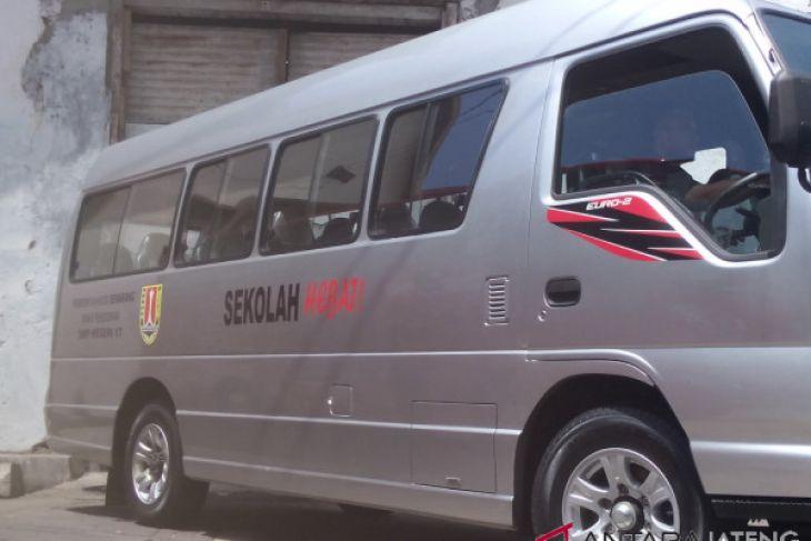 Disdik Semarang tambah 4 angkutan jemput siswa