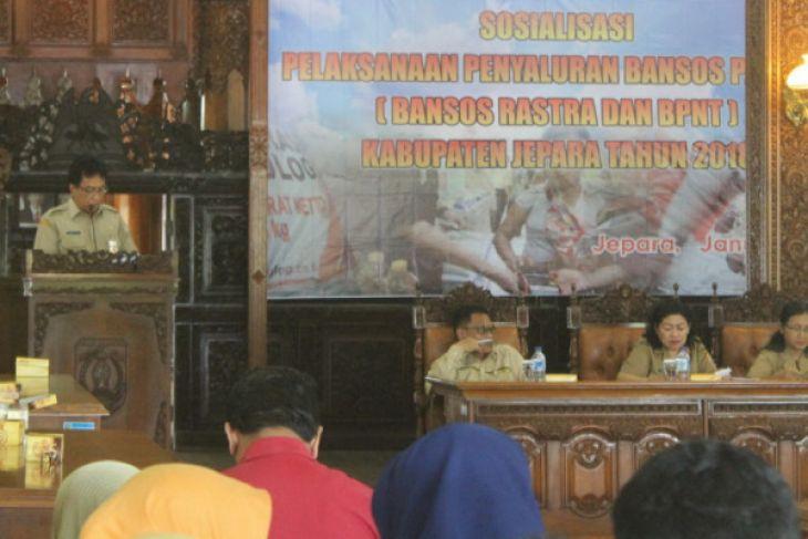 77.036 warga Jepara peroleh Bansos Rastra secara gratis