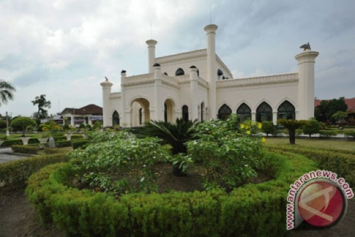 Istana Siak dibuka kembali sebagai obyek wisata