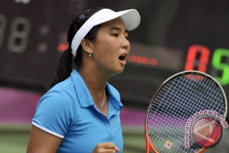 Putri Indonesia lanjutkan tren positif di Piala Fed