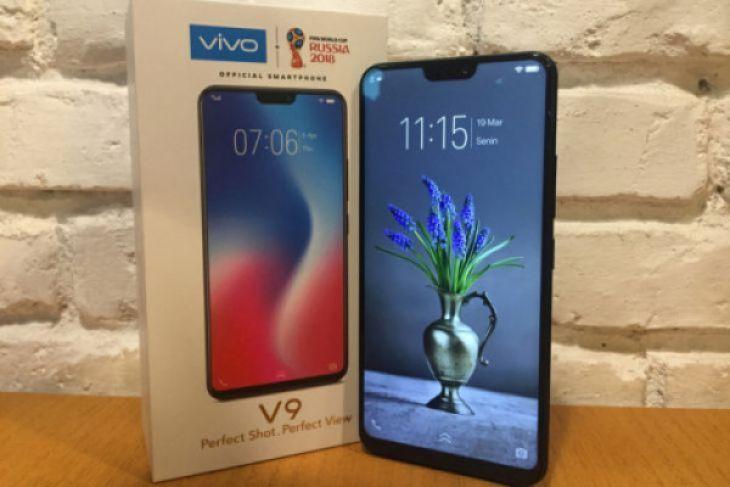 Vivo V9 diluncurkan di Borobudur
