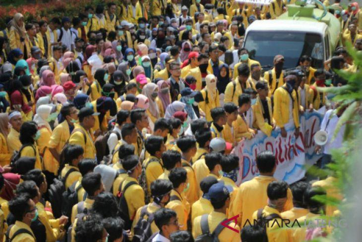 KAMMI Jateng sayangkan tindakan represif Rektor Unnes