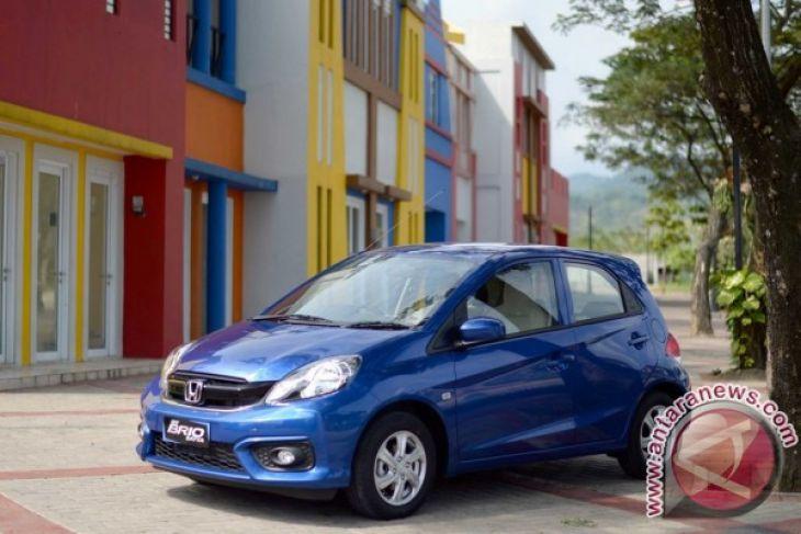 Brio Satya model terlaris Honda