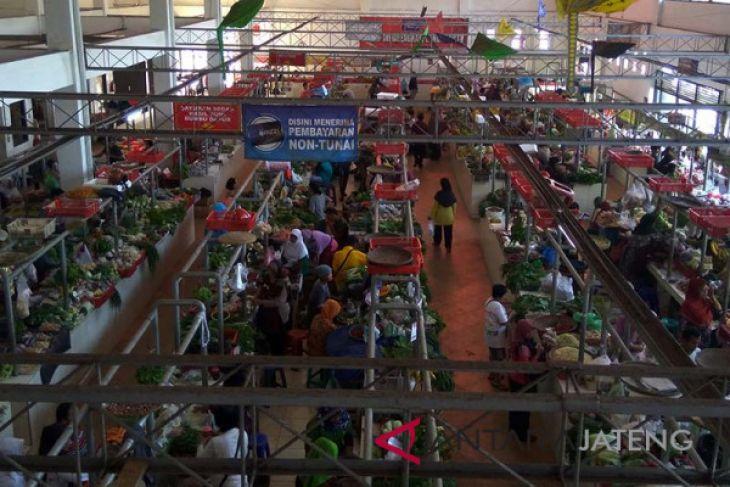 Usai Lebaran, harga kebutuhan pokok di Purwokerto turun