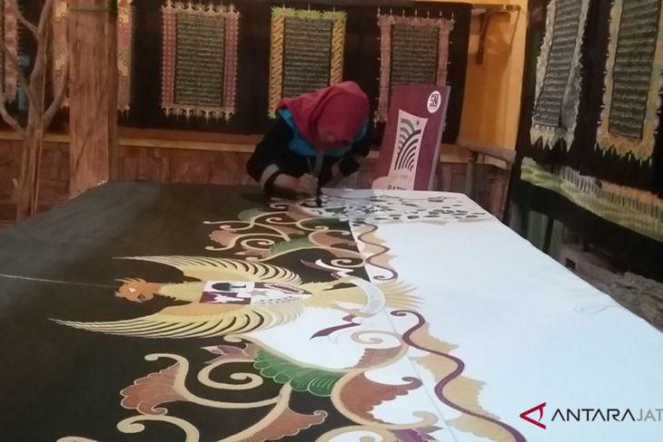 Batik proklamasi siap ramaikan peringatan HUT RI