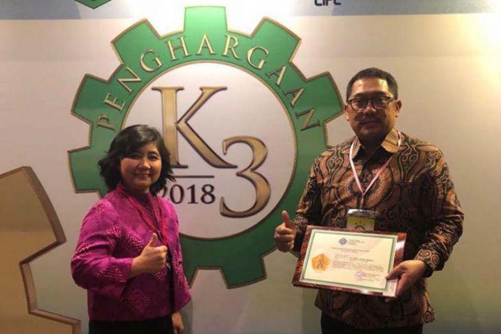 Pertamina MOR IV raih penghargaan di K3 Awards 2018