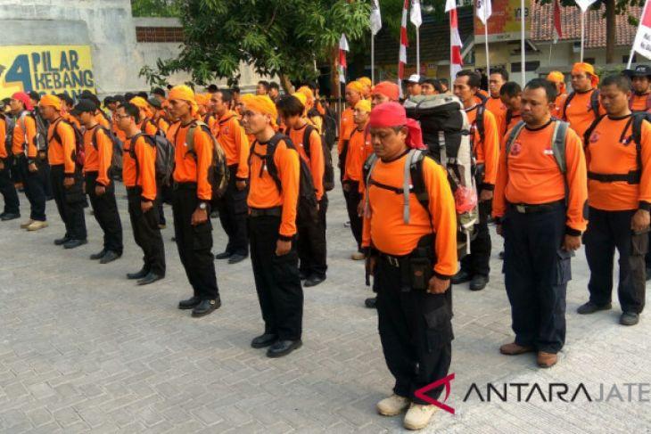 PKS Jateng terjunkan ratusan sukarelawan ke Lombok