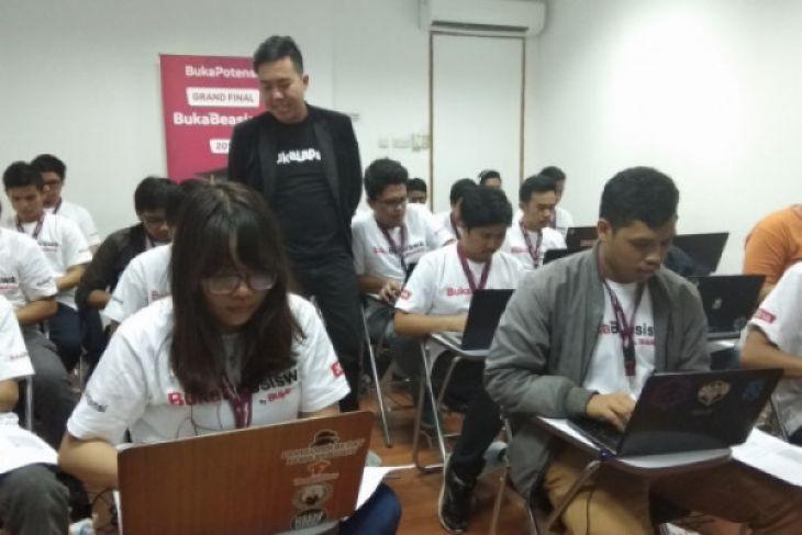 Program Bukabeasiswa dari Bukalapak sasar mahasiswa bidang teknologi informasi