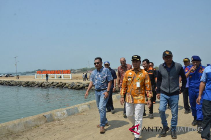 Pemkab fasilitasi akses infrastruktur Pelabuhan Batang