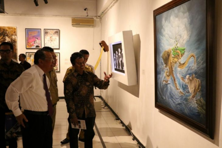 UNS kritisi animo masyarakat terhadap warisan seni