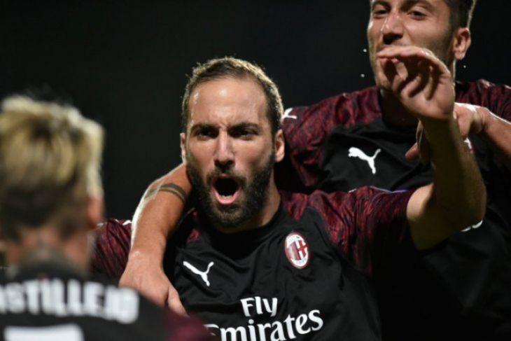 Hasil dan klasemen Grup A-F, Milan bawa pulang tiga poin di kandang Dudelange
