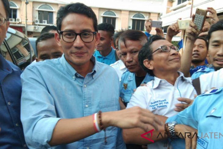 Prabowo-Sandi janjikan UMKM berdaya