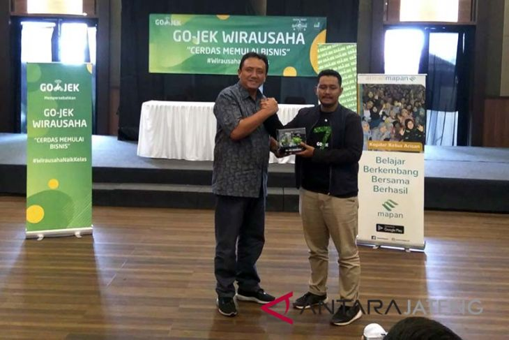 Go-Jek Wirausaha bantu pelaku UMKM
