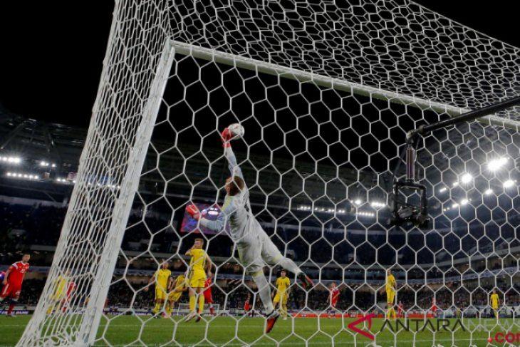 Swedia imbangi Rusia pada laga Nations League