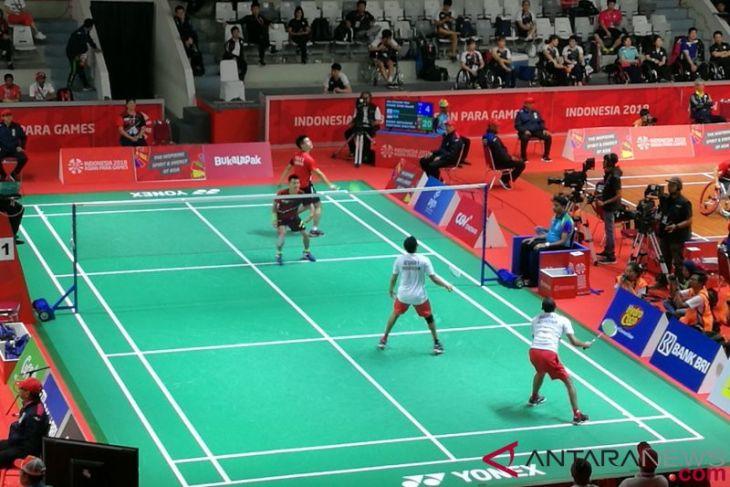 Indonesia sisakan satu pasangan ganda putra di semifinal APG