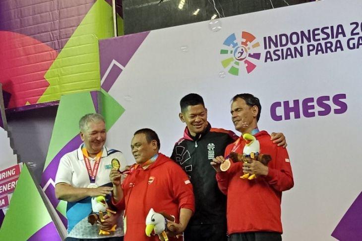 Catur kembali sumbang lima medali emas di Asian Para Games
