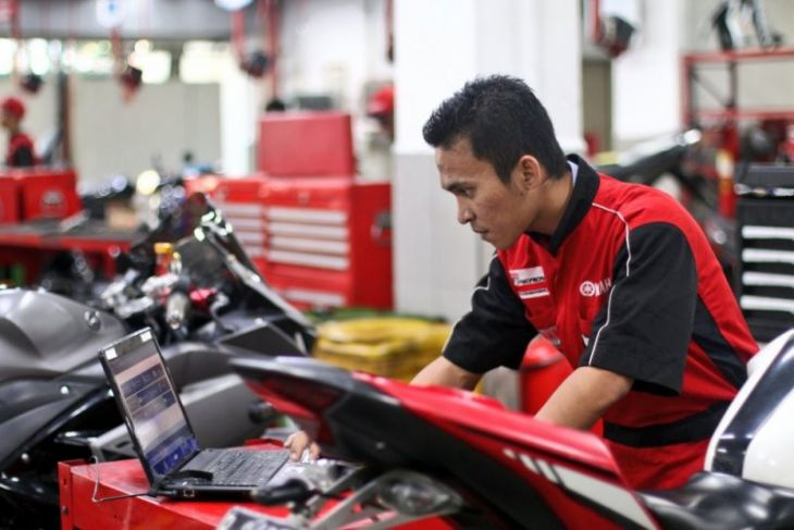 Mekanik Yamaha Jember wakili RI dalam kompetisi teknisi di Jepang
