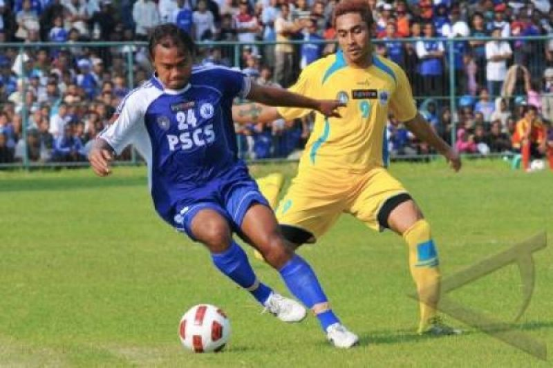 PSCS Cilacap Kalahkan Borneo FC 2-1