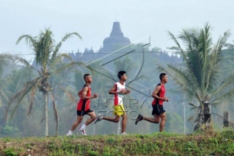 Jumlah peserta Borobudur Marathon 2018 dibatasi, maksimal 10.000 pelari