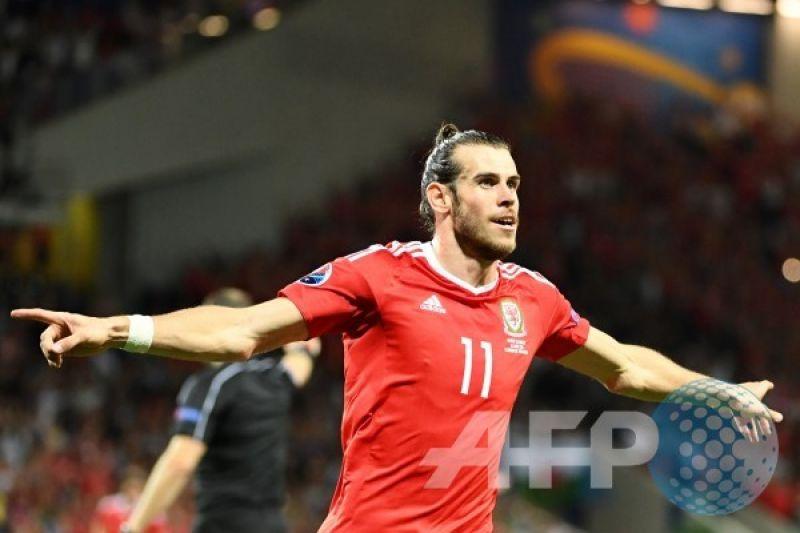 Cedera,  Gareth Bale absen saat melawan Irlandia