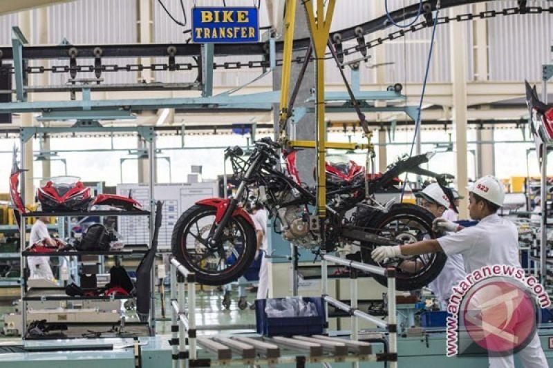 Honda mutlak kuasai pasar sepeda motor Indonesia