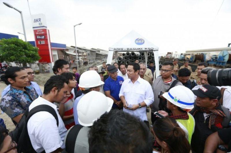 Dinas PU Semarang beri sanksi dua rekanan