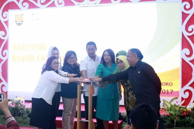 Wali Kota Semarang Jamin Pelayanan Kesehatan Gratis