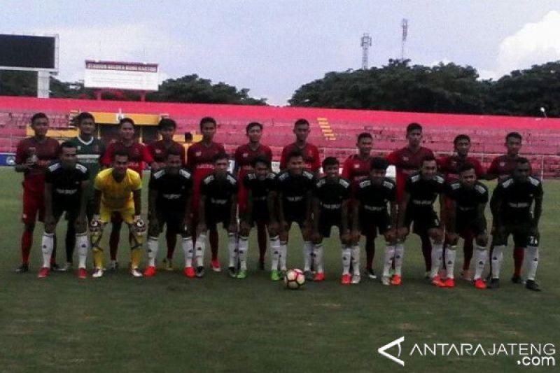 Persijap menggelar laga amal melawan Martapura FC