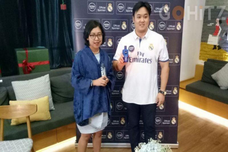 Nivea Men Indonesia Jalin Kemitraan dengan Real Madrid