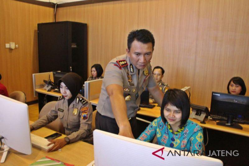 Jelang pilgub, Polresta Surakarta tingkatkan patroli siber
