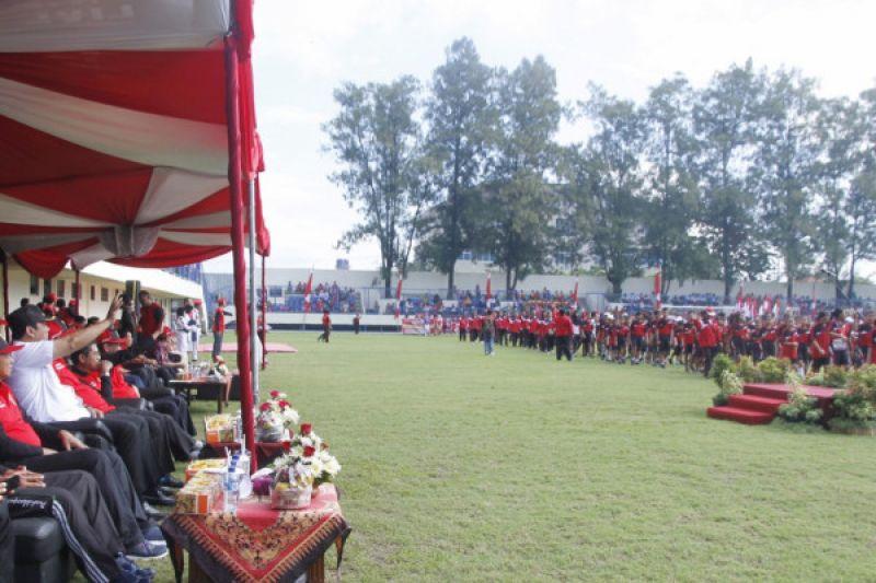 Wali Kota Semarang luncurkan program pelatihan olahraga