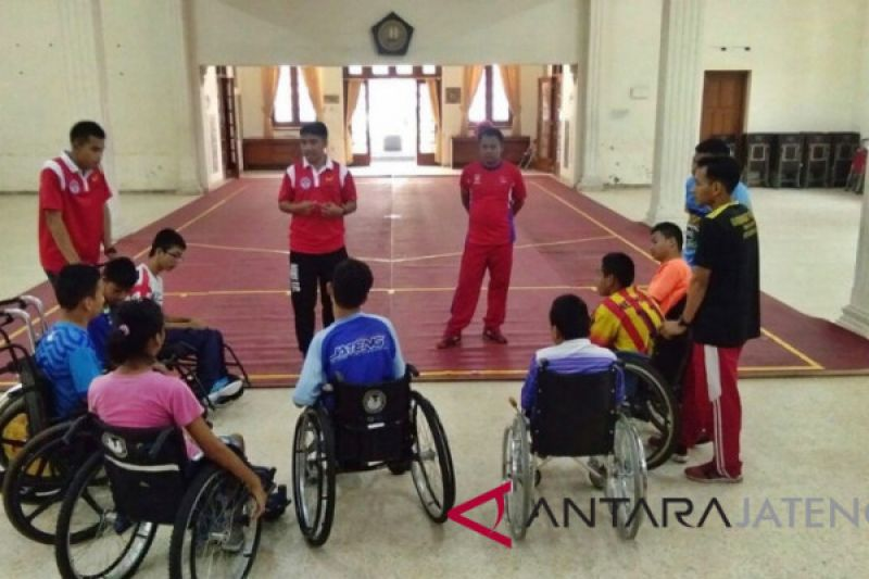 Indonesia siapkan delapan atlet Boccia di APG 2018