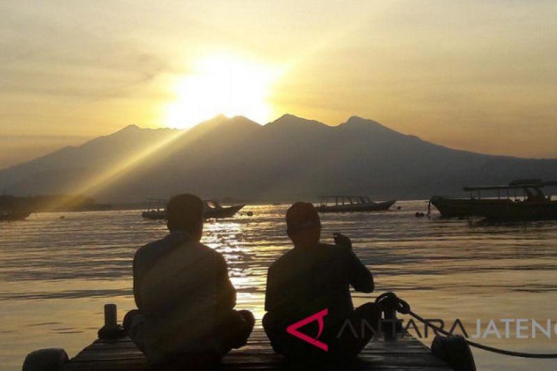Wisatawan Gili Trawangan tanpa dipungut retribusi